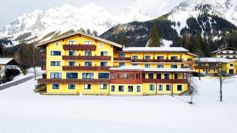 Jugendhotel Edelweiss Home 1 Jugendhotel Edelweiss
