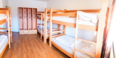 Jugendhotel Edelweiss Jugendherberge 6 Bett Zimmer